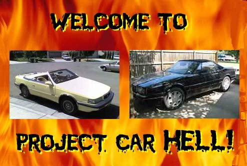 PCH, Fly Me To Italy Edition: Cadillac Allante or Chrysler TC By Maserati?