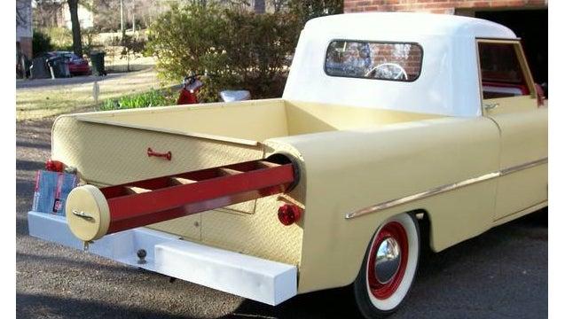 Born In Compton: Powell Sport Wagon