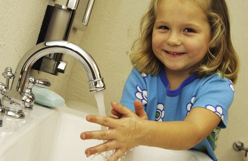 Ten Percent of People Are Lying About Washing Their Hands