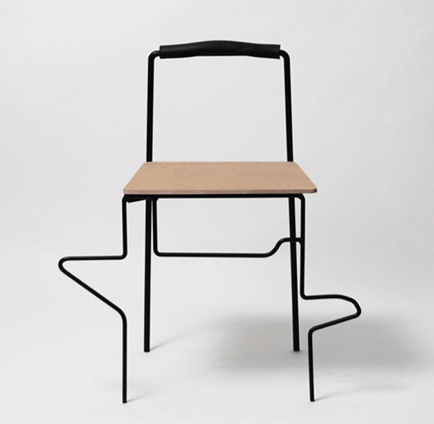 A Chair For Tai Chi (and Plonking Your Bum On)
