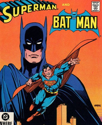 10 superhero buddy movies we'd love to see