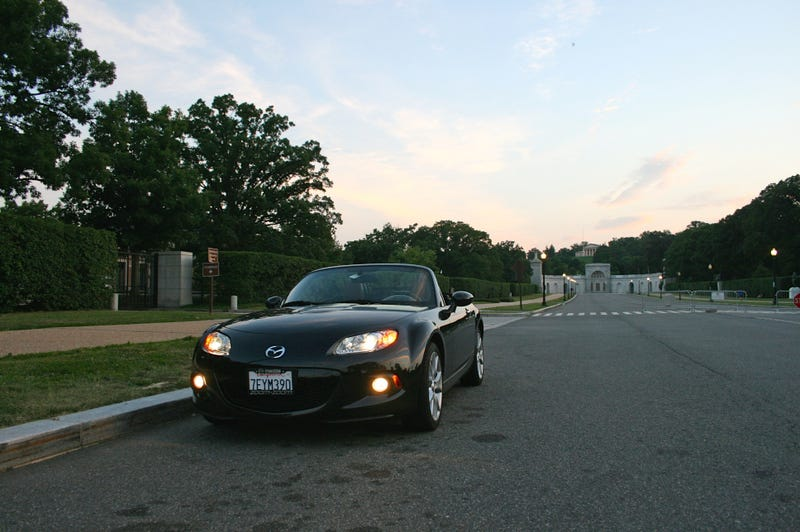 Can You Still Have An Awesome Time In An Automatic Mazda Miata?