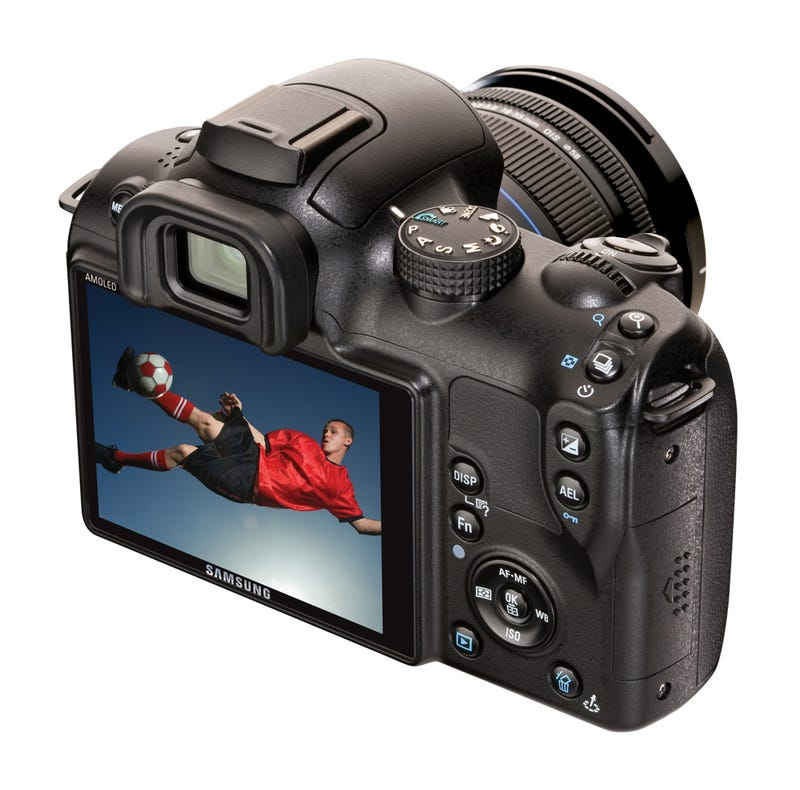 Samsung NX10 Gets Real, New NX Series Camera Format and All