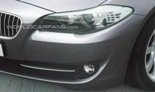 2011 BMW 5 Series Shows Off Newish Nose?