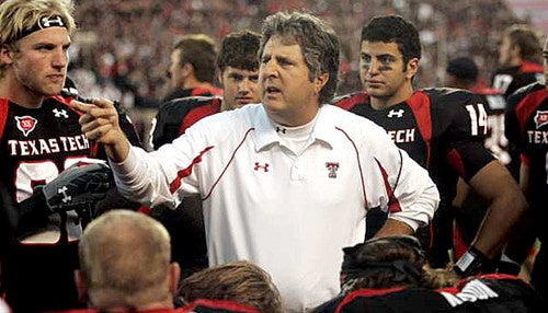 Mike Leach Fired