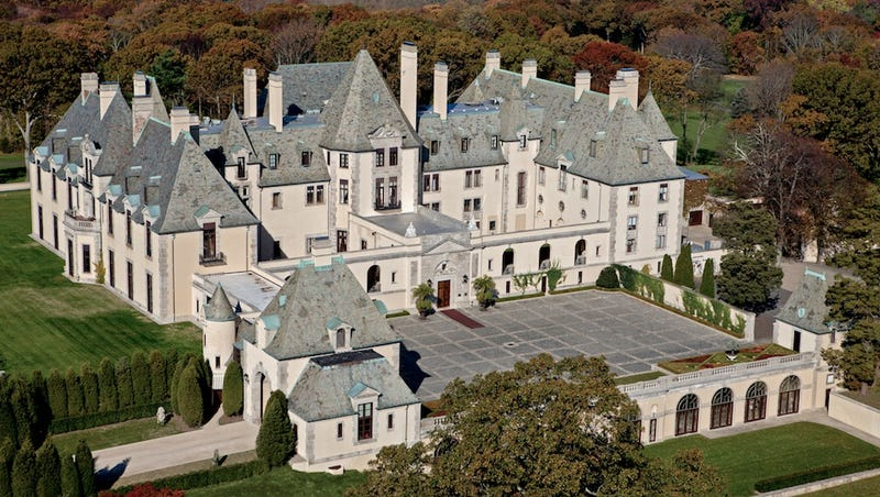 Man Who Owns 109,000-square-foot Citizen Kane Castle Shot In Head