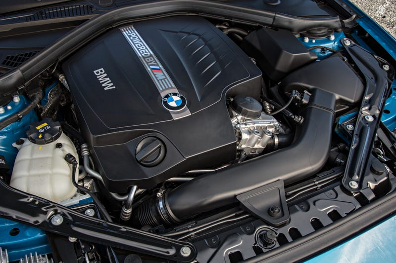The 2016 BMW M2 Is BMW's Middle Finger To Everyone Who Says They Got Soft