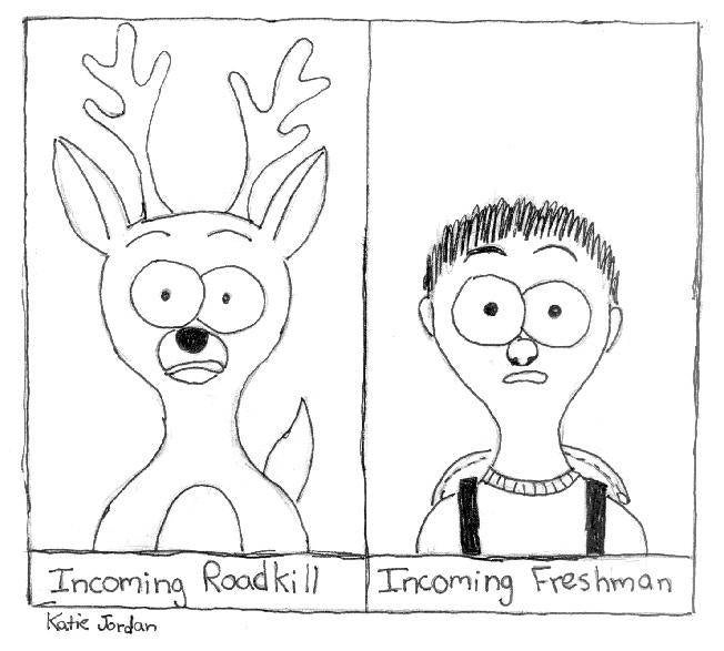 rant: High school Freshman Orientation was awful....