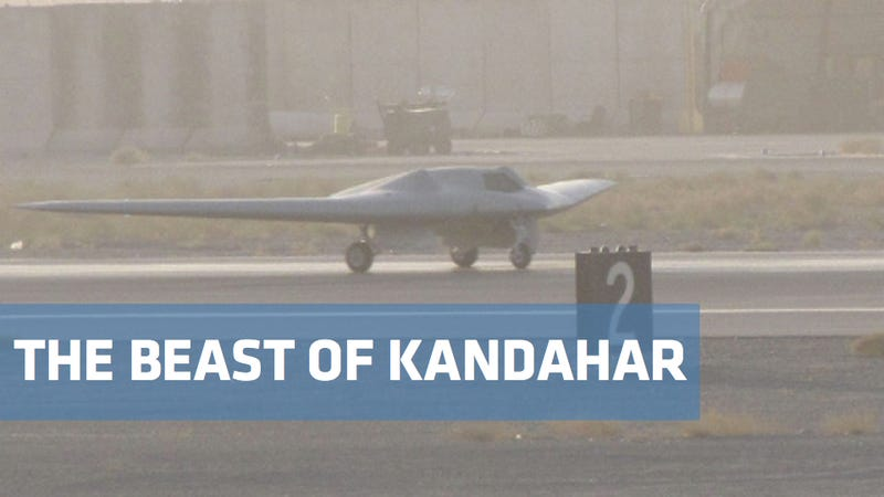 The secret stealth drone that helped kill Bin Laden