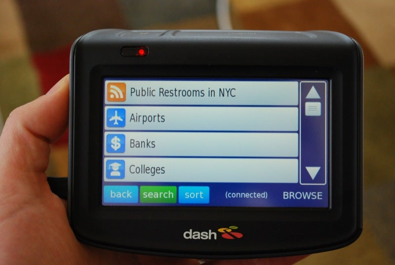 Dash To Can Its Hardware Biz, License Its Web-Connected Nav OS To Other Devices