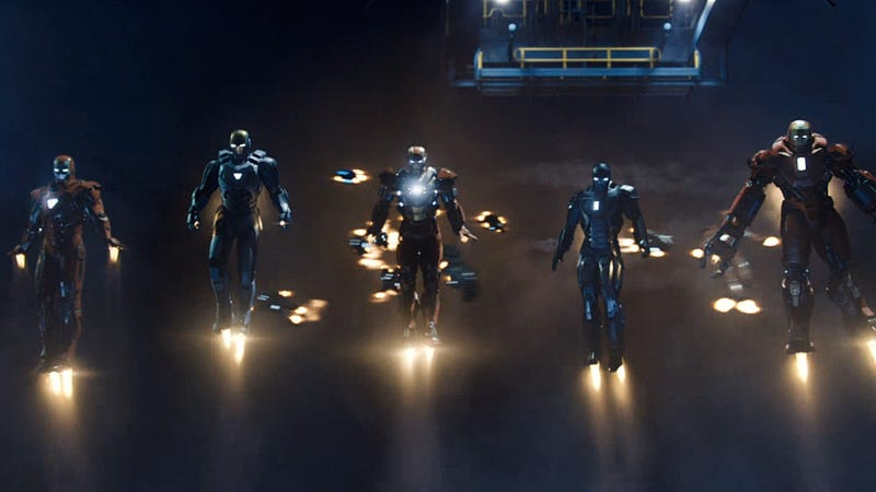 New Iron Man 3 Trailer: So. Much. Badass.