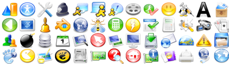 Get 300 free 3D icons for your site