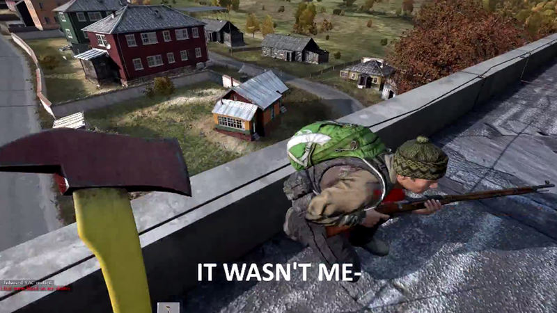 What DayZ Players Say Before They Die