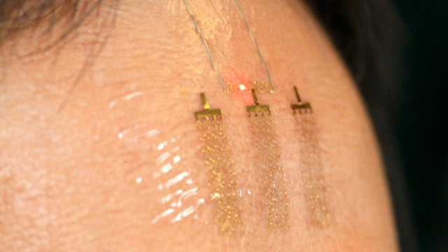 Temporary tattoos could make electronic telepathy and telekinesis possible