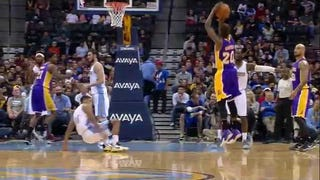 Gary Harris Gets Ankles Demolished By Crossover, Doesn't Quit Basketball