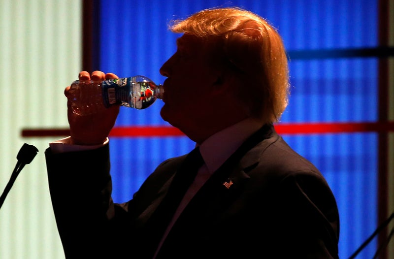 Donald Trump Finally Tells a Lie Worth Believing