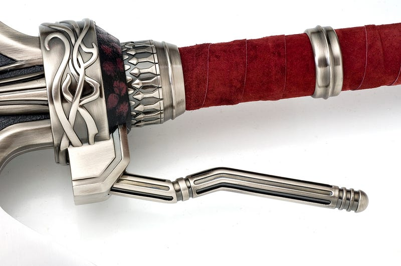 Try Getting This Devil May Cry Sword Through Customs