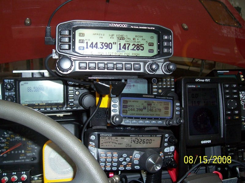 Radio Active Ham Radio: More Pictures