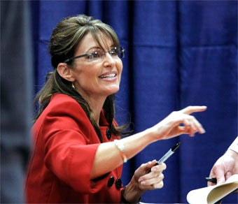 Sarah Palin & The Toxic Sisterhood