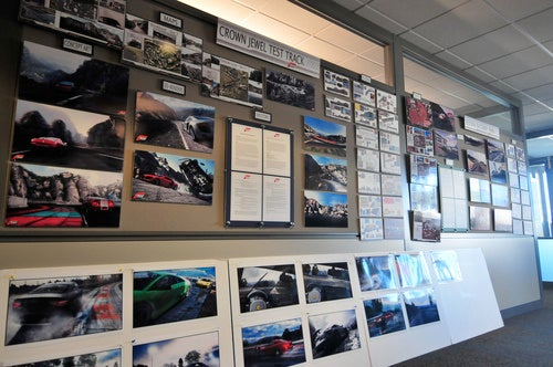 Gallery: Inside Forza Motorsport, Part I: The Office