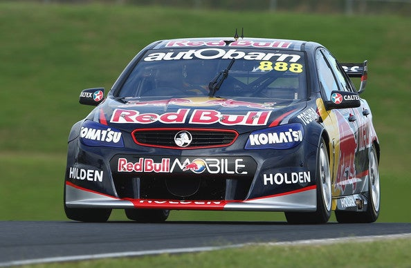 Shane Van Gisbergen, Craig Lowndes The Winners In The V8 Supercar Opening Round At Adelaide