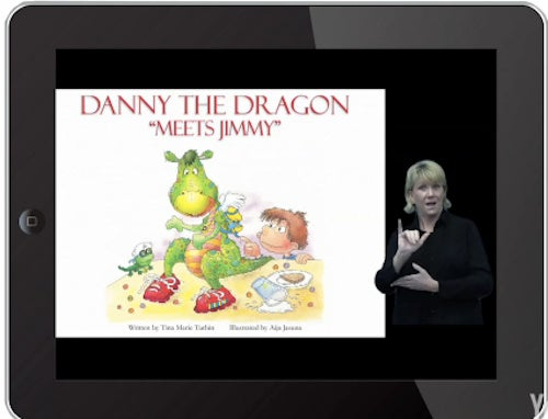 iPad Picture Book Offers First Ever Sign Language Narration