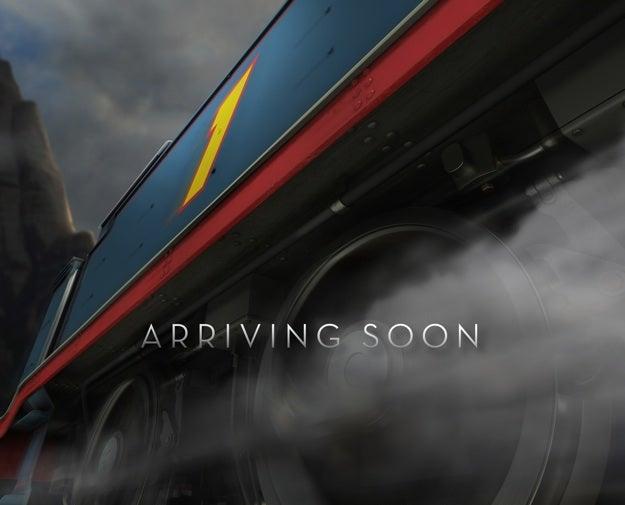 Shane Acker's Thomas the Tank Engine Teaser