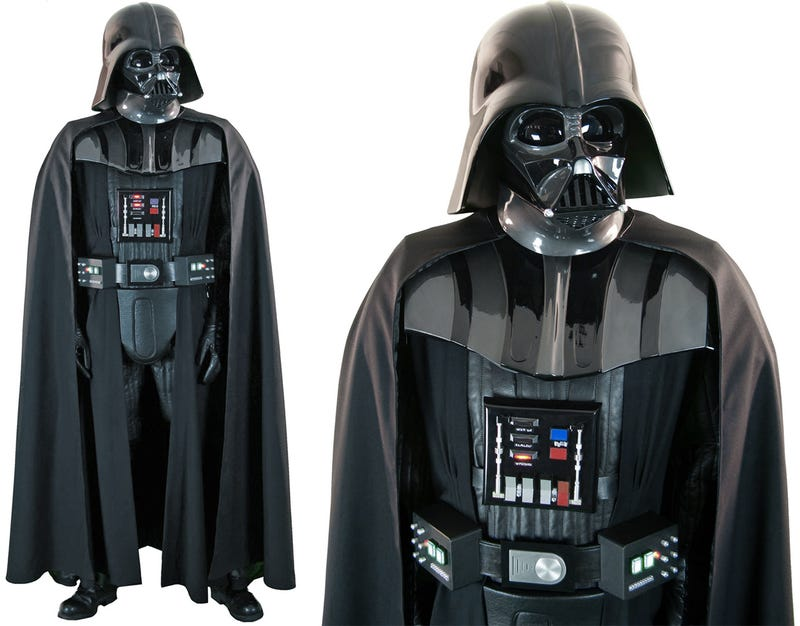 The Most Accurate Vader Costume Ever