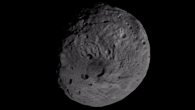 Could giant asteroid Vesta actually be a planet?