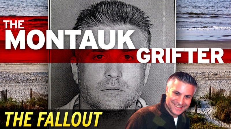 How the Montauk Grifter Infiltrated the World of Hell's Kitchen