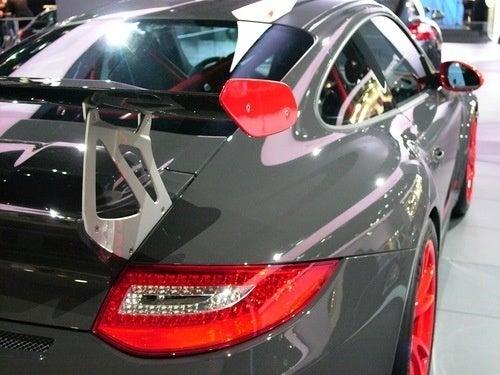 Porsche 911 GT3 RS Hits 180 MPH On Way To Frankfurt Debut