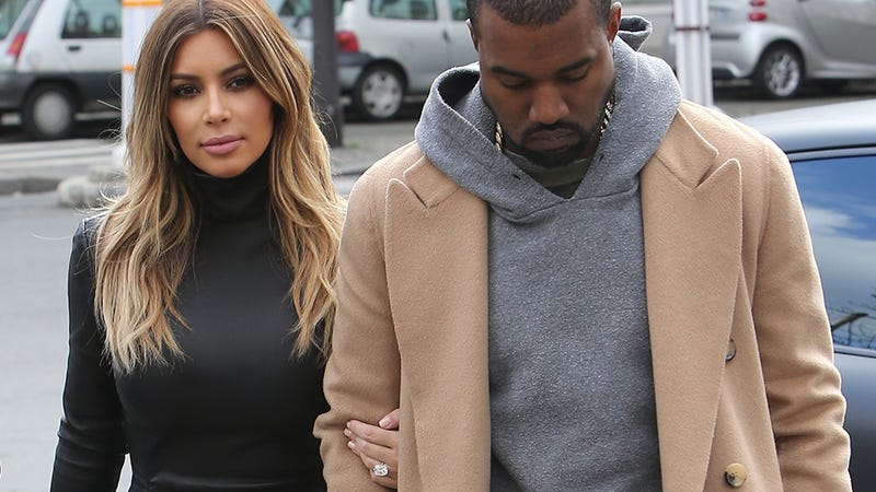 Kanye West: Tabloids Are 'Afraid of Interracial Relationships'