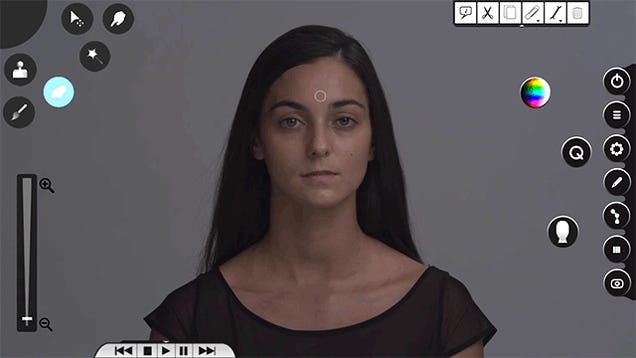 Music Video Shows Singer's Crazy Retouching Transformation