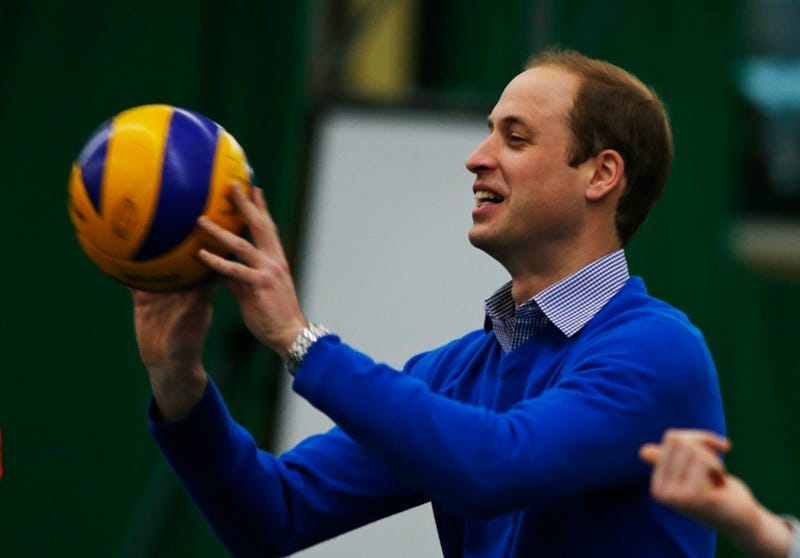 Prince William Is Going Back to School