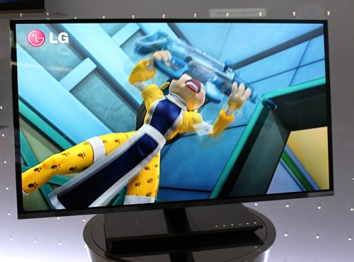 The World's Slimmest OLED 3DTV May Be a Mere $9,000