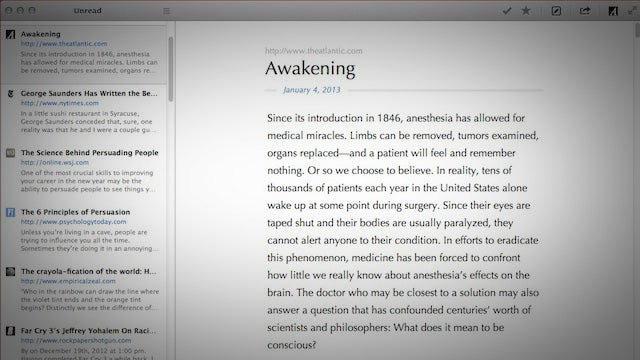 ReadKit Is a Mac App for Reading Instapaper, Pocket, and Readability