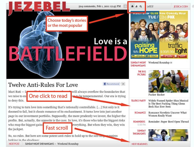 Welcome To The New Jezebel
