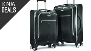 Upgrade Your Luggage to These Samsonite Spinner Sets for $125 or Less