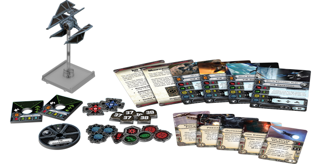Lucasarts' Star Wars Creations Return For X-Wing Tabletop Game