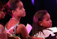 Obama Reveals Sasha & Malia's Halloween Costumes