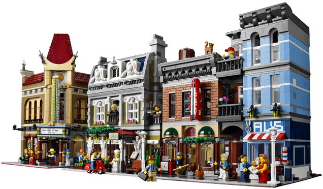 Lego Has Added The Designer