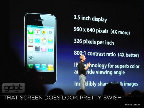 Apple iPhone 4 Keynote Meta Liveblog