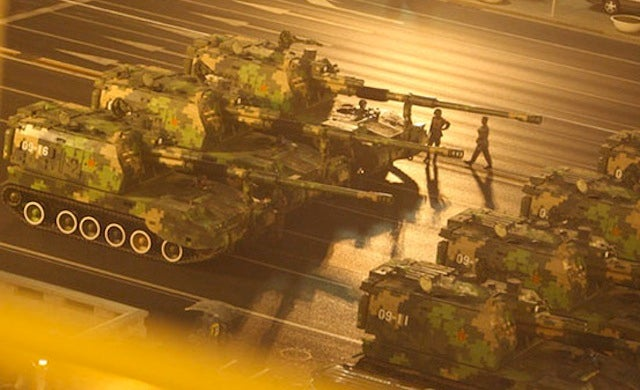Chinese Twitter Rumor of the Day: Armed Coup In China!