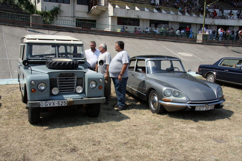 Classic Car Ownership Is Made Greater By The People Around You