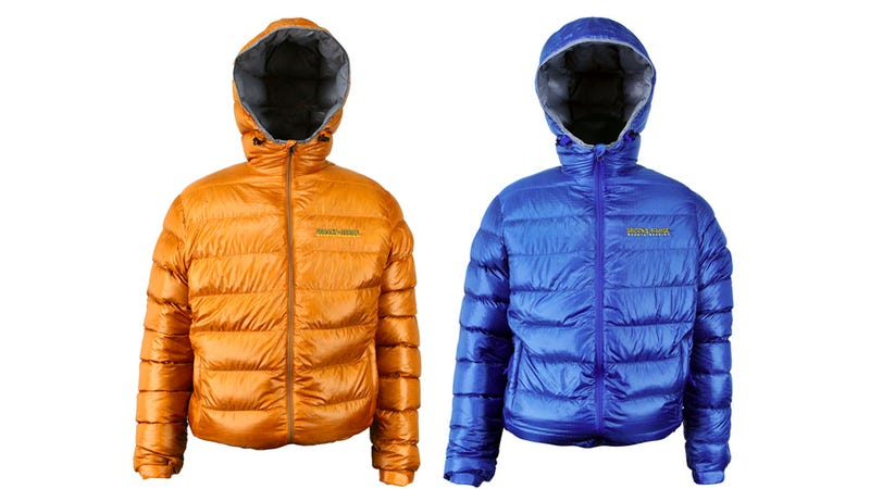 This Down Jacket Keeps You Warm Even When It's Wet