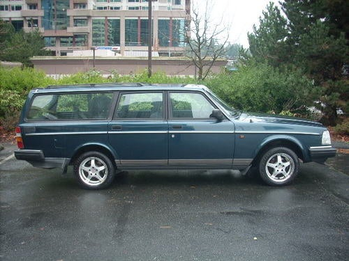 How Green Was My Volvo for $8,999!