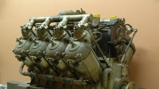 Indian Plane Engines