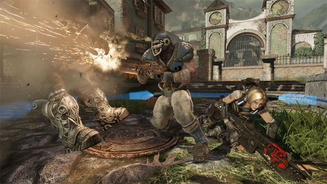The Gears of War 3 Beta Kicks Off April 18, Bringing Flaming Guns With It