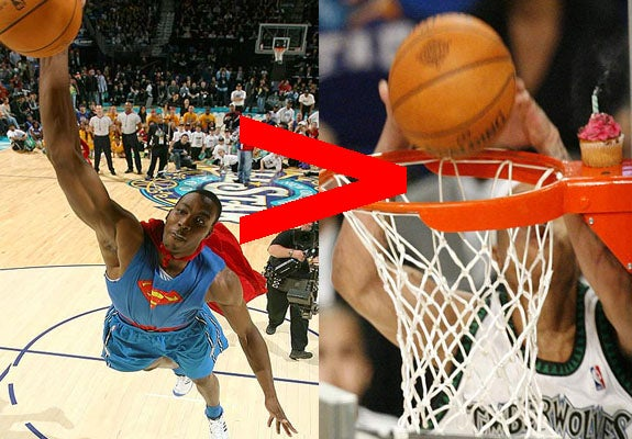 Dwight Howard Saves Your Dunk Contest