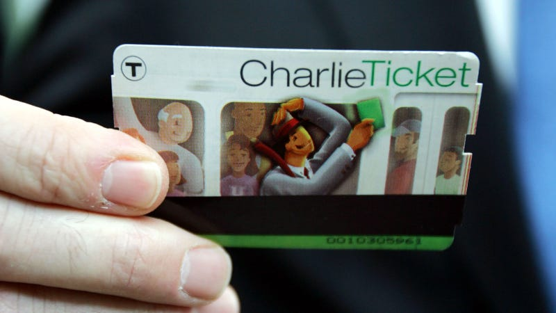 Goodbye Charlie Card—Boston Bus Fares Could Soon Be Sold by Smartphone